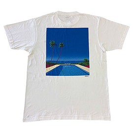 TOWER RECORDS, 永井博 - HIROSHI NAGAI × TOWER RECORDS 2021TシャツL