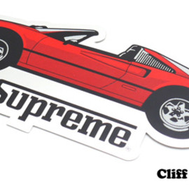 SUPREME - SUPREMEGT Sticker