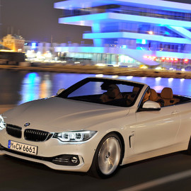 BMW - 4 series cabriolet