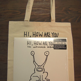 DANIEL JOHNSTON - Hi How Are You (Tote Bag)