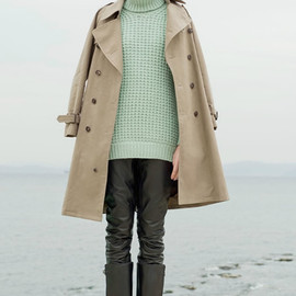 beautiful people - ultimateprima twill trench coat