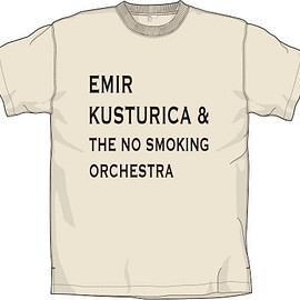 Emir Kusturica & The No Smoking Orchestra - Emir Kusturica & The No Smoking Orchestra T Shirt