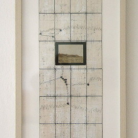 Arie de Groot - untitled, mixed media