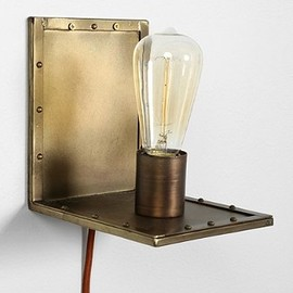 urban outfitters - Angled Wall Lamp