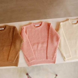 COMMONO reproducts - RIB KNIT