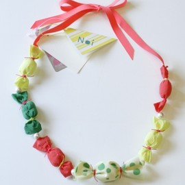 FRANKY GROW - noi Candy Necklace