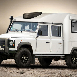 Footloose 4x4 - Land Rover Sherazee