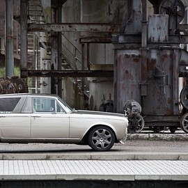 Rolls Royce - Shooting brake