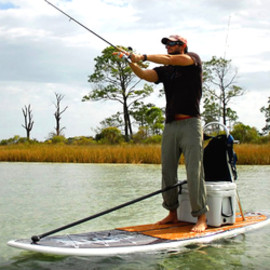 Bote - Stand-up Fishing Paddle Board