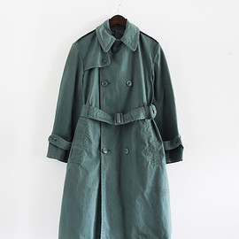 U.S ARMY - 70's U.S.ARMY Trench Coat