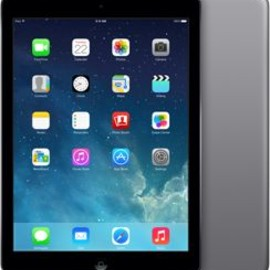Apple - iPad Air 64GB Wi-Fi (Space Gray)