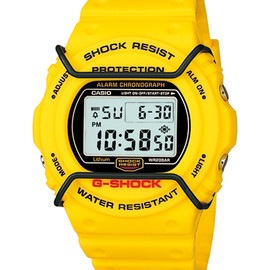 CASIO G-SHOCK - DW-5700Y-9JF(YELLOW STING)
