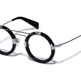 "Yohji Yamamoto - Yohji Yamamoto Optical 2015 Summer ""Deconstructed & Reconstructed"" Collection"