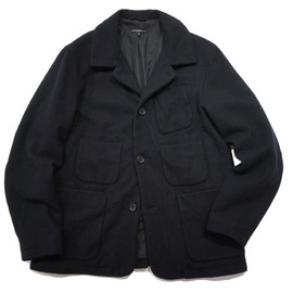 "ENGINEERED GARMENTS - ""WORK JACKET / ワークジャケット""19oz All Wool Flannel"