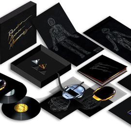 Daft Punk - Daft Punk reveal Random Access Memories deluxe box set edition