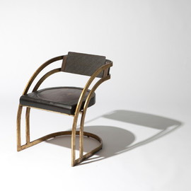 Tamara Codor - CUSTOM CURVED CHAIR