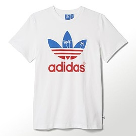 adidas originals - PALM TREF TEE