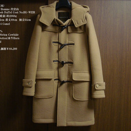 Mackintosh - Duffel Coat No HG-WEIR
