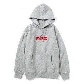 """Mark McNairy, Heather Grey Wall - Mark McNairy for Heather Grey Wall """"Lackluster"""" Hoodie"""