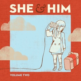 She & Him - Volume Two (CD)