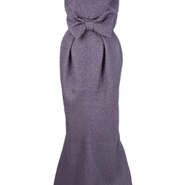 Nina Ricci - NINA RICCI - strapless evening dress 1