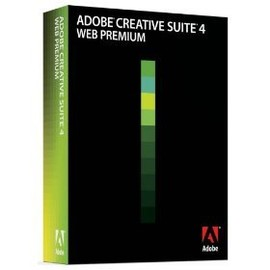 Adobe - Creative Suite 4 Web Premium Mac