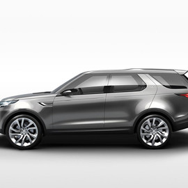 Land Rover - Discovery concept (2016)