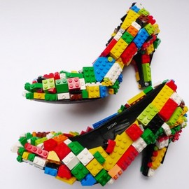 Finn stone - LEGO shoes