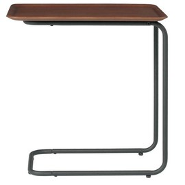 MUJI - Steel Pipe Side Table