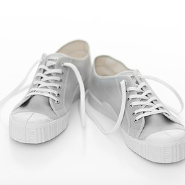 spalwart - Special White Low - Grey