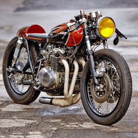 Fate Customs - Honda CB 500 Four
