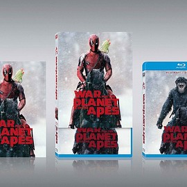 Matt Reeves - War For the Planet of the Apes (Deadpool Photobomb Edition)