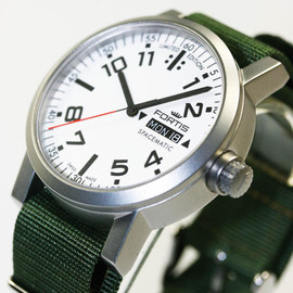 FORTIS - Fortis Spacematic 2012 automatic watch specification