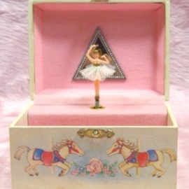 Ballerina Music Box ~Twinkle Little Star~
