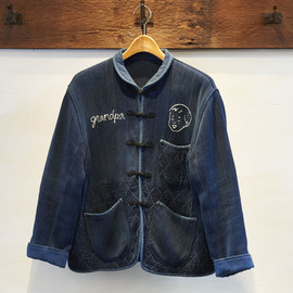 Porter Classic - Hobo China Jacket Katsuyuki Version