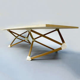 Benjamin Migliore - Hedrons Table
