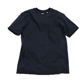 ANATOMICA - POCKET TEE NAVY