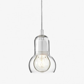 &Tradition - BULB PENDANT SR1 Clear