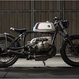 BMW - BMW R100 BY CRD MOTORCYCLES