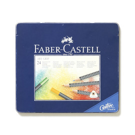 Faber-Castell - 24 Colored Pencil