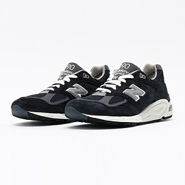"""New Balance - M990 V2 NAVY """"made in U.S.A."""" """"LIMITED EDITION"""""""