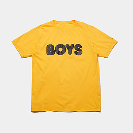 "THE PARKING GINZA - THE PARK・ING GINZA ""BOYS"" TEE ¥7,500(TAX IN ¥8,100)"