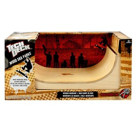 Tech Deck - Wood Double Bank
