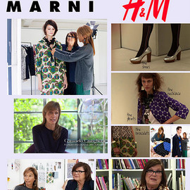 MARNI at H&M - MARNI at H&M Spring 2012