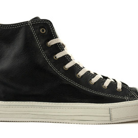 CONVERSE - CT Premium Black Leather