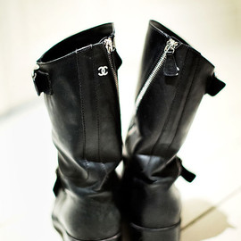 CHANEL - boots
