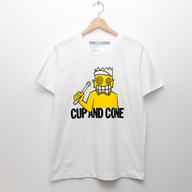 cup and cone - Bikeroy Tee