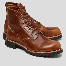 Brooks Brothers - Red Wing Iron Ranger Boot