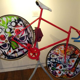 BARRY MACGEE - RVCA X CINELLI X BARRY McGEE