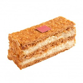 FAUCHON - Millefeuille Vanille individuel - FAUCHON